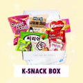 K-SNACKS Subscription <br>과자 박스 3 Month Plan