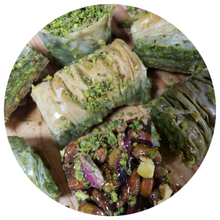 Load image into Gallery viewer, MIXED TURKISH BAKLAVA