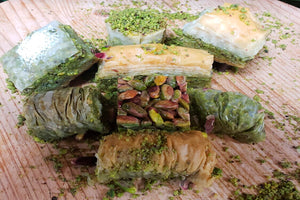 ASSORTED BAKLAVA (Turkish Mix)