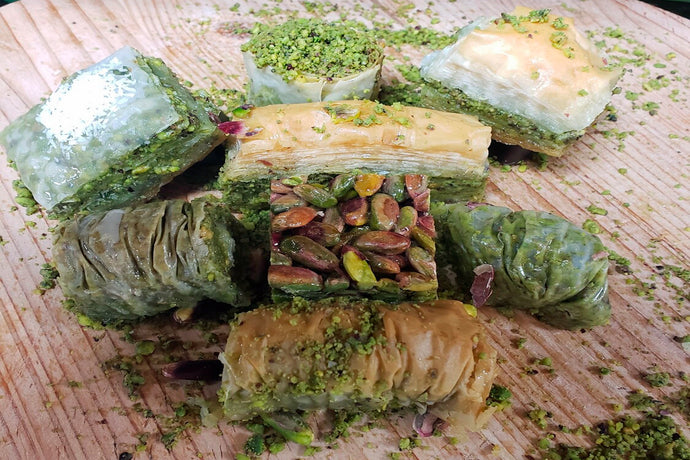 MIXED TURKISH BAKLAVA