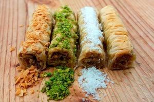 LADY FINGERS ASSORTMENT BAKLAVA