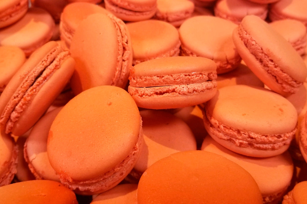 MACAROONS STRAWBERRY