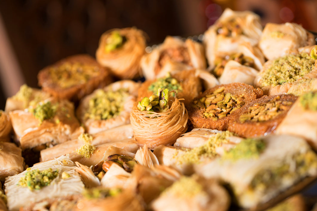 SUGAR FREE ASSORTED BAKLAVA (Top Shelf Mix)