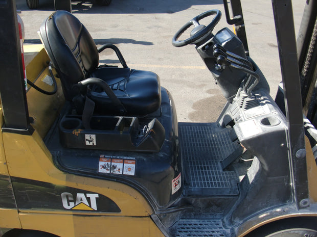 2015 Caterpillar 2C6000 Warehouse Forklift (6,000 Lbs. Capacity)