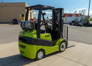 2013 Clark Model C25CL Warehouse Forklift (5,000 Lbs. Capacity)