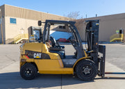 2015 Caterpillar GP50N Yard Forklift (11,000 Lbs. Capacity)