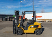 2017 Caterpillar Model 2P5000 Yard Forklift (5,000 Lbs. Capacity)