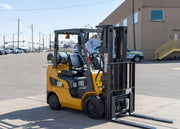 2015 Caterpillar 2C5000 Warehouse Forklift (5,000 Lbs. Capacity)