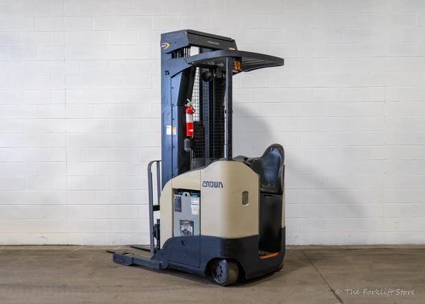 2012 Crown RR5725-45 Electric Reach (4,500 Lbs. Capacity)
