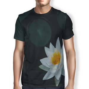 Open image in slideshow, Lily Pad Men's T-Shirt
