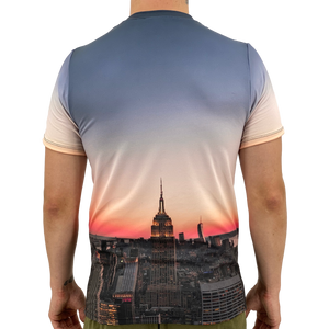 New York Skyline Men's T-Shirt