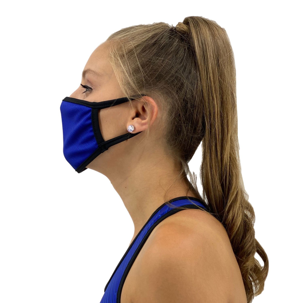 Buffalo Face Mask Filter Pocket