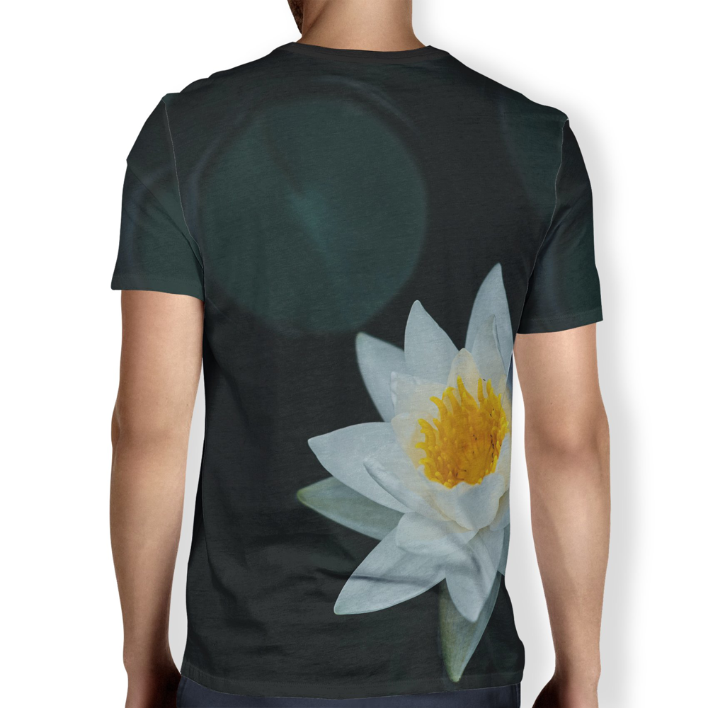 Lily Pad Men's T-Shirt