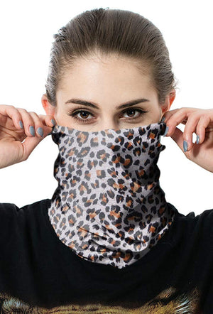 Open image in slideshow, Unisex Multifunctional Seamless Bandana Face Mask Neck Gaiter Headwear Tube Mask Scarf