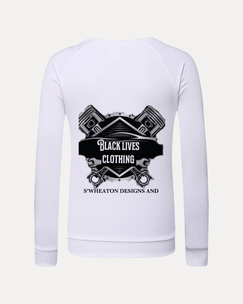 Black Lives Clothing Kids Graphic Sweatshirt