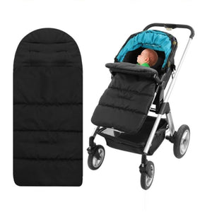 Open image in slideshow, Baby Stroller Newborn Swaddle Winter Warm Footmuff