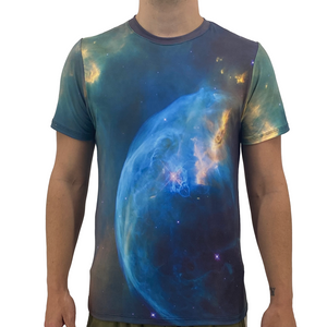 Open image in slideshow, Nebula Men's T-Shirt