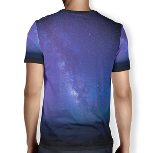 Midnight Sky Men's T-Shirt