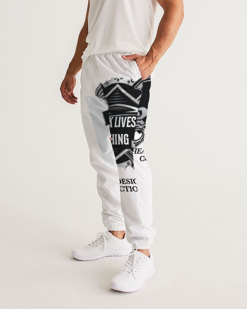 Black owned and operated Men's Track Pants