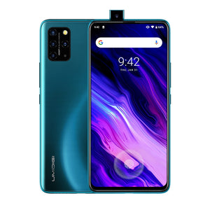 UMIDIGI S5 Pro, 48MP Camera, 6GB+256GB Quad Back Cameras + Pop-up Front Camera, 4680mAh Battery,6.39 inch Android 10 Mediatek Helio G90