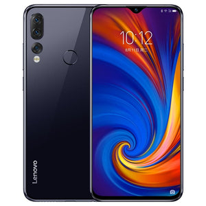 Open image in slideshow, Lenovo Z5s , 4GB+64GB Triple Back Cameras, Face & Fingerprint Identification, 6.3 inch ZUI 10 (Android P) Network: 4G