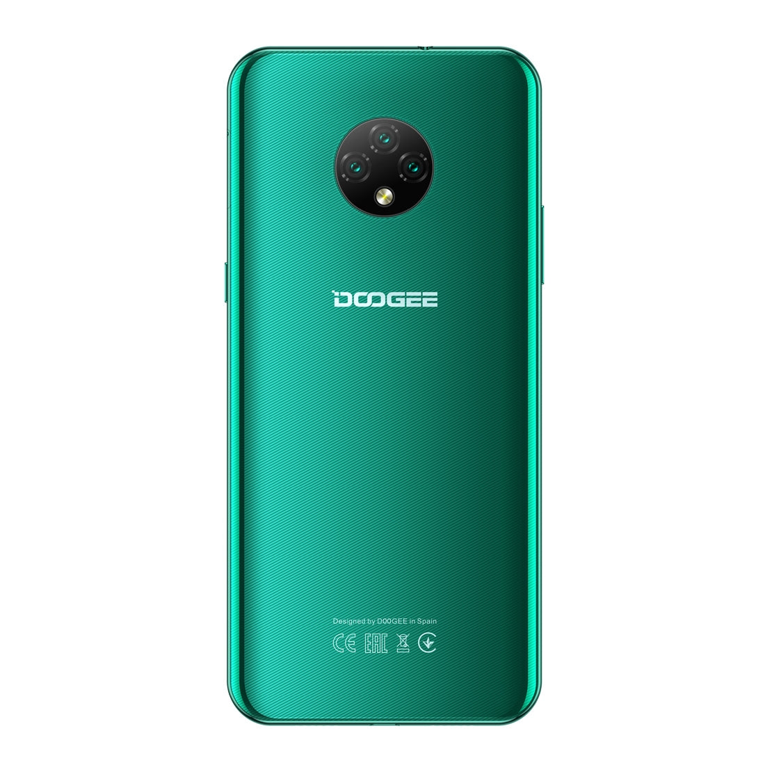 DOOGEE X95, 2GB+16GB Triple Back Cameras, Face ID, 6.52 inch Water-drop Screen Android 10 MTK6737V/WA Quad Core up to 1.3GHz, Network: 4G