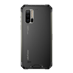 Ulefone Armor 7E Rugged Phone, 4GB+128GB5500mAh Battery, 6.3 inch Android 9.0 Helio P90 MTK 6779 Octa-core 64-bit up to 2.2GHz