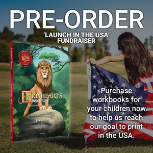 Pre-Order for USA Fundraiser