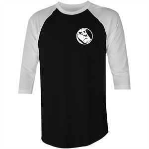 LD Adult Raglan Shirt - 3/4 Sleeve - Lion Logo