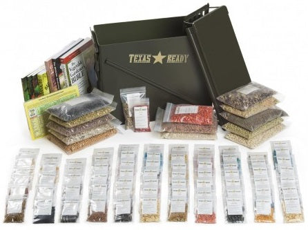 The Treasury Seed Bank (for 30 Adults)