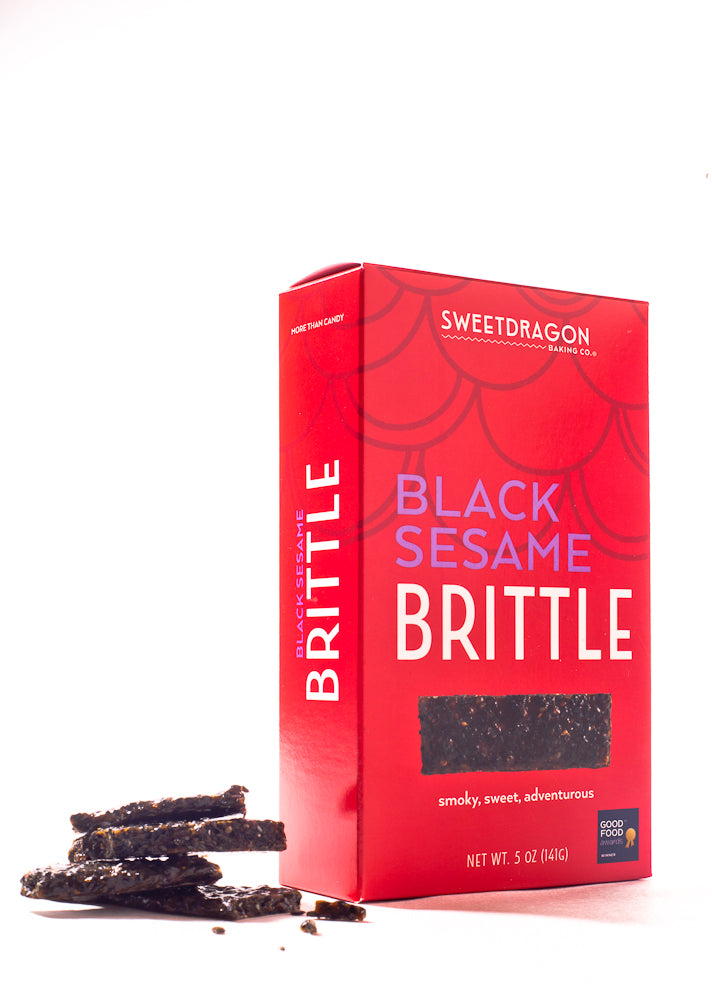 Black Sesame Brittle