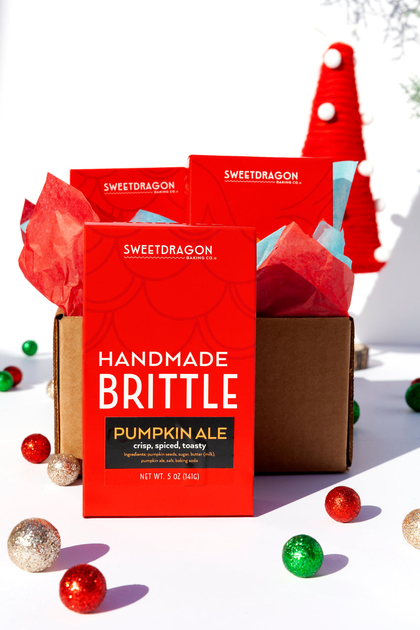 Assorted Brittle: 3 pack