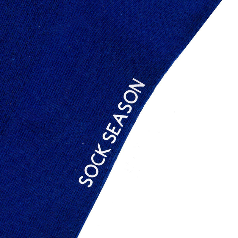 Essential Star Quality Socks | Royal Blue