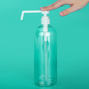 28 mm Hand Wash Sanitizer Sprayer Mist Spray Nozzle Pump