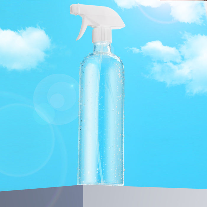 Plastic Hand Sanitizer Dispenser Bottles with Manual Plastic Sprayer Pump
