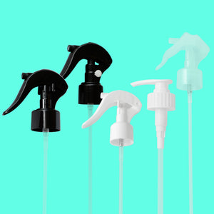 28/410 Pump Cleaning Garden Water Trigger Sprayer For 500ml Plastic Bottle