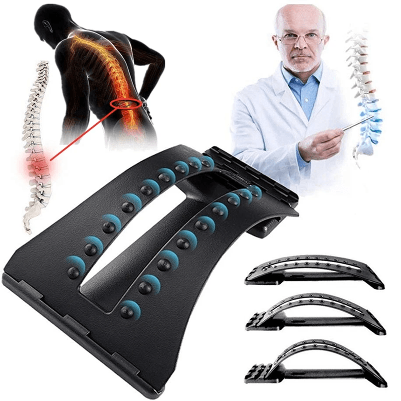 Household Lumbar Stretch Massager