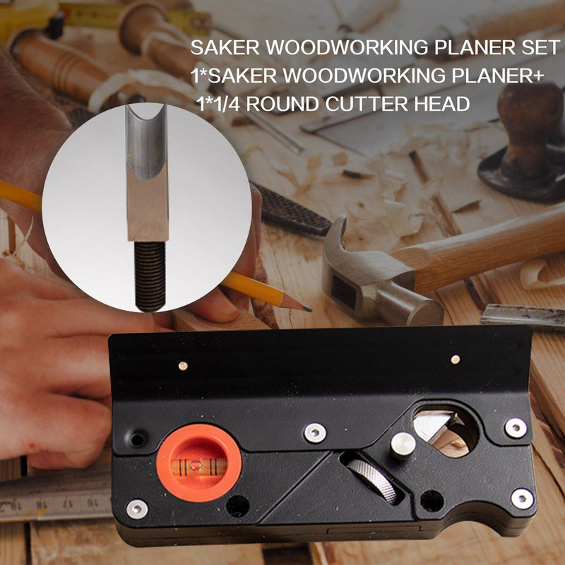 Saker Woodworking Planer Set