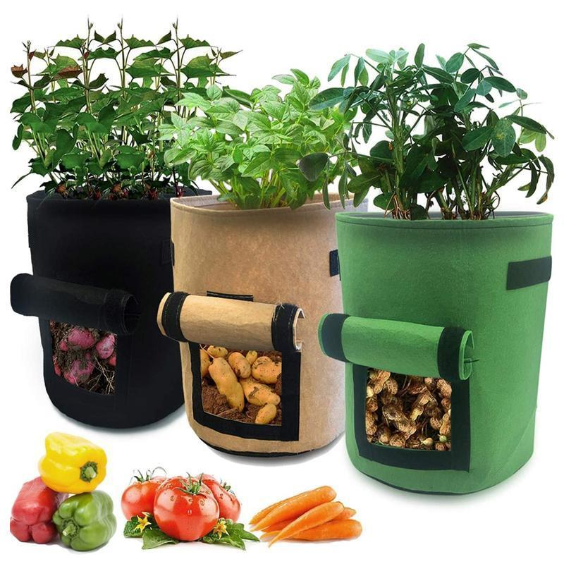 Vegetables Planter Bag