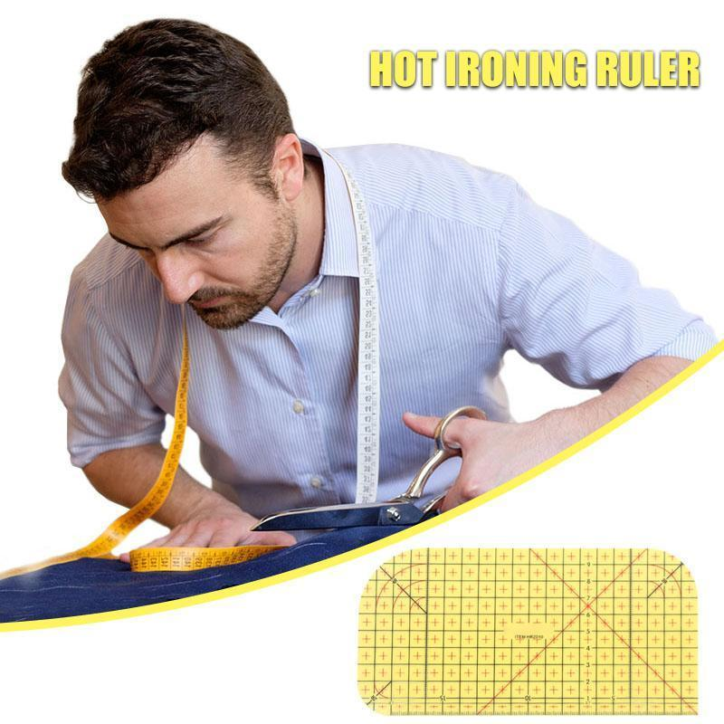 Hot Ironing Ruler
