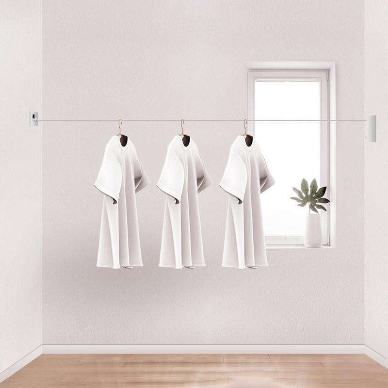 Modern Design Retractable Clothesline