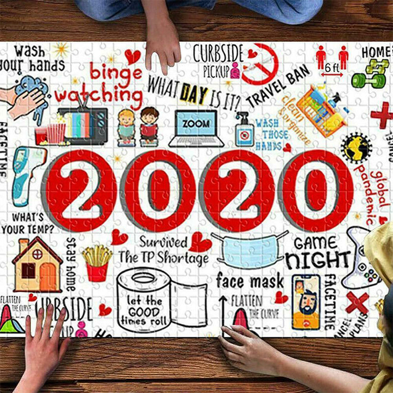 2020 COMMEMORATION JIGSAW PUZZLE