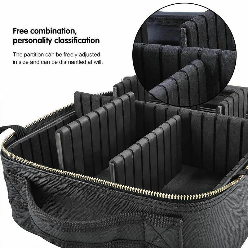 Portable Cosmetic Storage Case