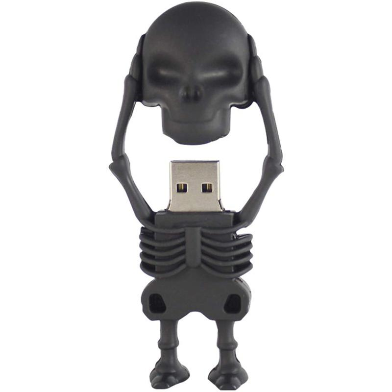 SKULL USB FLASH DRIVE