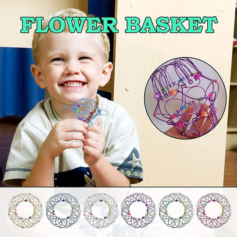 Pre-Sale>>Magic Mandala Flower Basket toy