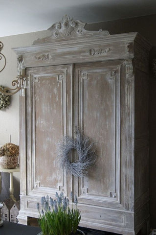 French Antique Armoires and Cabinets