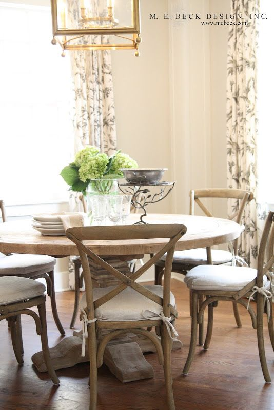 cafe style chairs and table