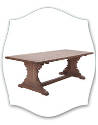 farmhouse dining tables