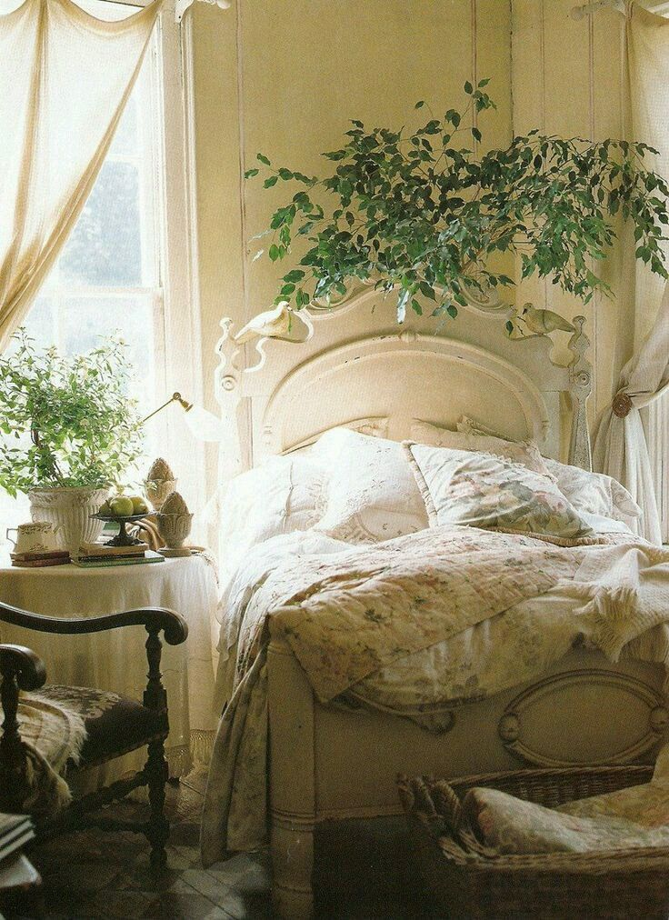 old-bed