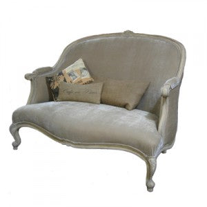 French sofas and settees